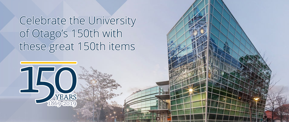 The University of Otago's Online Store