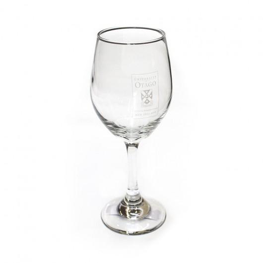 University of Otago single wine glass boxed