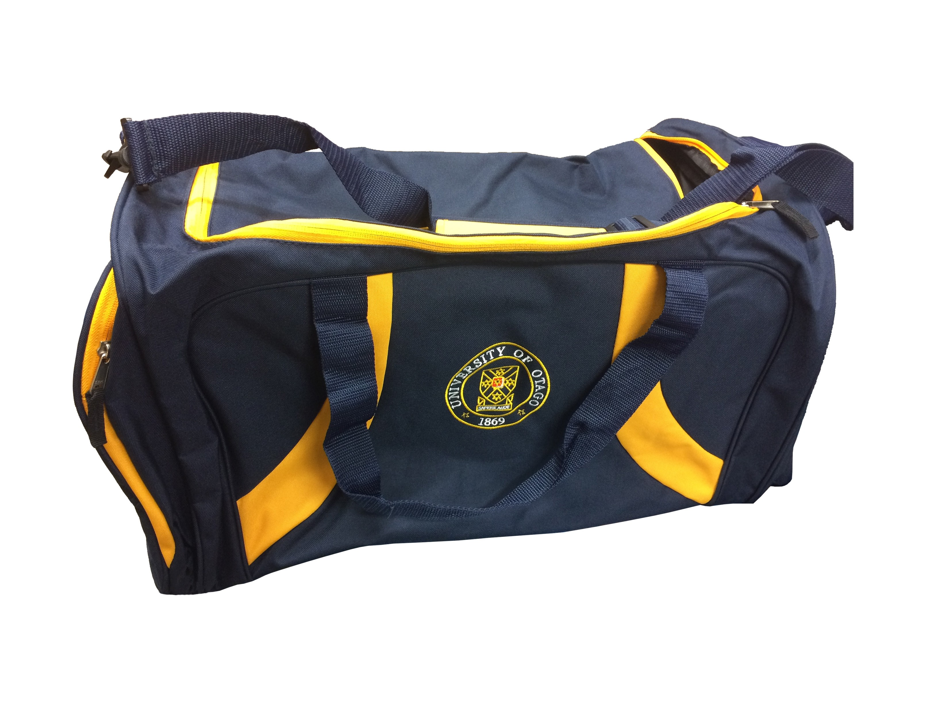 12eebab907ce University Of Otago gym bag