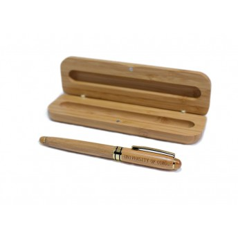 Bamboo fountain tip pen