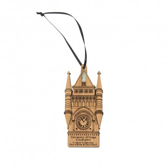 Rimu hanging Clocktower