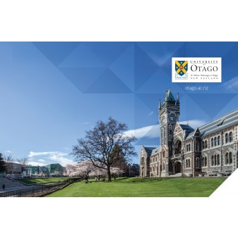 University of Otago postcards