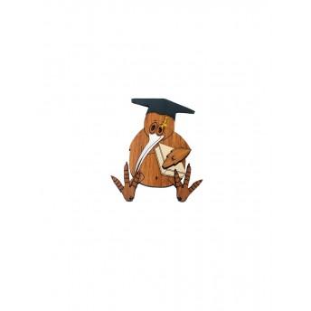 Rimu magnet graduation kiwi