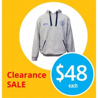 150th unisex grey hoodie