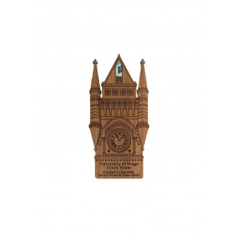 Rimu magnet Clocktower