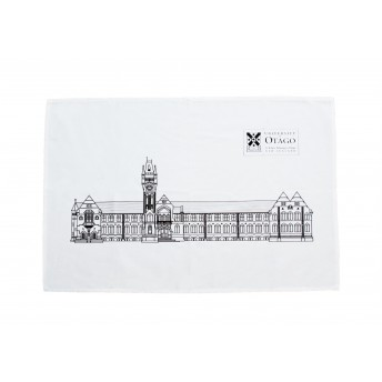 University of Otago tea towel