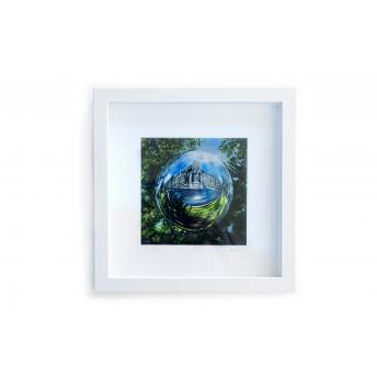 Jo St Baker Dream print framed