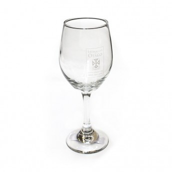 University of Otago single wine glass boxed