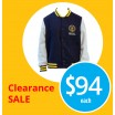 150th unisex letterman jacket