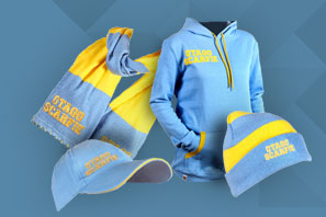 University of Otago Scarfie gear.